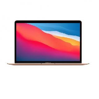 Apple 13-inch MacBook Air: Apple M1 chip with 8-core CPU and 7-core GPU, / 8GB/256GB - Gold