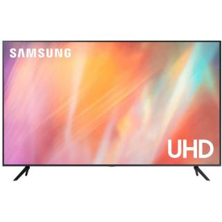 Samsung 75 Inch 4K Crystal UHD Smart LED TV with Built-in Receiver - 75AU7000  New 2021 Model
