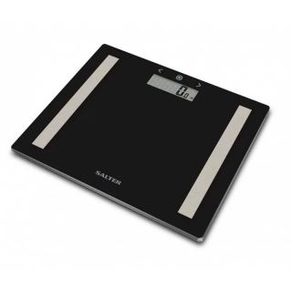 Salter 9113 BK3R Compact Glass Analyzer Scale - 150 KG, Black