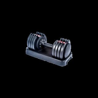Entercise 25KGS Adjustable Dumbbells – Single