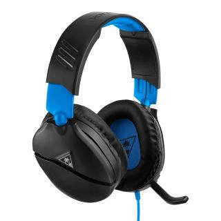 Turtle Beach Recon 70 PlayStation Gaming Headset for PS5, PS4, PlayStation, Xbox Series X, Xbox Series S, Xbox One, Nintendo Switch, Mobile, & PC with 3.5mm - Removable Mic, 40mm Speakers - Black