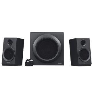 Logitech® Audio System 2.1 Z333 - EMEA28 - BLACK