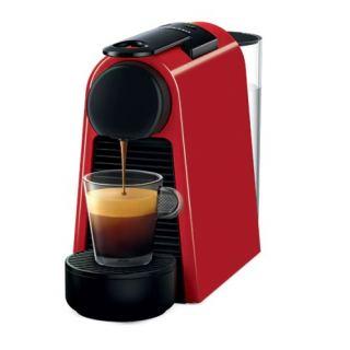 Nespresso - Espresso & Coffee Maker Essenza Mini-p-red