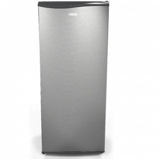 Zanussi Freestanding Refrigerator, Defrost, 320 Liters, Silver- ZRA32103XA