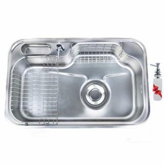 PURITY Kitchen sink DJIS840P 84*51
