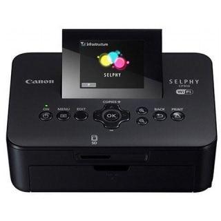 Canon Selphy CP1000 Photo Printer - Black