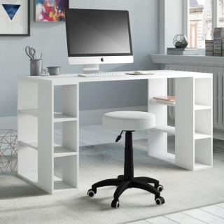 office table unit  MK_10_White