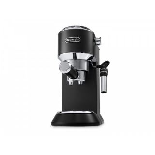 DeLonghi Dedica Pump Espresso Coffee Machine 15 Bar Black EC685 BK