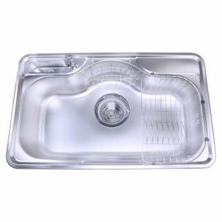 Kitchen sink Golden Purity 85*51cm