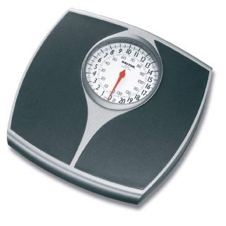 Salter  Mechanical Bathroom Scale 148 BKSVDR