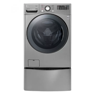 LG TWIN WASH 20KG WITHOUT DRYER + 3.5KG LOWER TWINWASH FT025V2SS