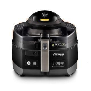 Delonghi Multifry Extra Oil Fryer 1.7 Kg Multicooker Black color Model FH1363BK