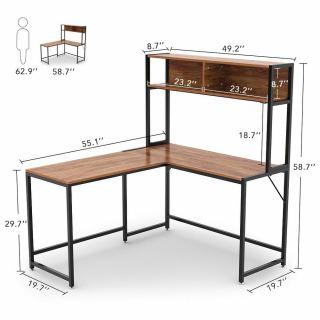 Desk DW4 black color