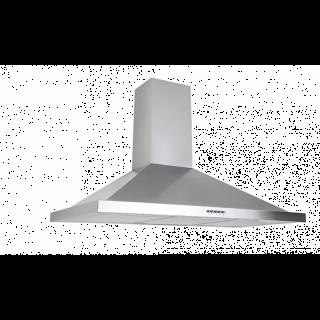 Ecomatic hood 60 cm pyramidal stainless steel decor, speed of 500