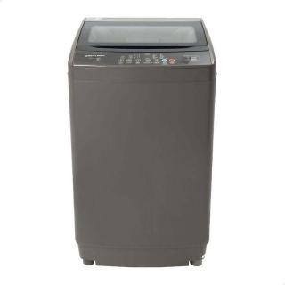 White Point WPTL10DGGA Top Load Washing Machine, 10 kg - Silver