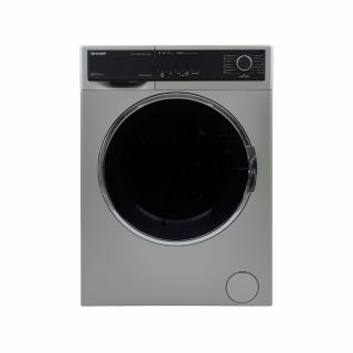 SHARP Washing Machine Fully Automatic 9 Kg In Silver Color ES-FP914CXE-S
