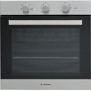 Ariston built in electric oven with Grill, Stainless Steel, 60 cm - FA3 530 H IX