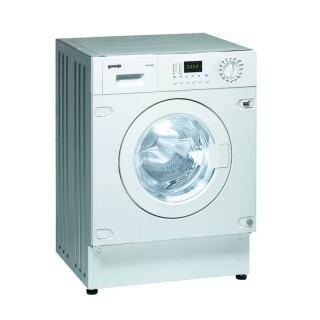 GORENJE BUILT-IN WASHING MACHINE 7KG 1400 RPM WHITE COLOR WI73140