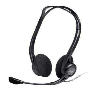Logitech OEM PC 960 USB Stereo Headset