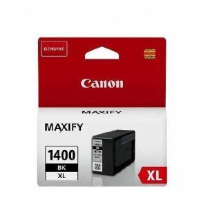 Canon Ink Cartridge - Pgi-1400xl Bk Emb, Black
