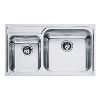 Franke - GAX 620 - Stainless Steel Sinks