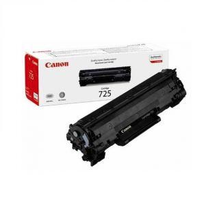 Canon Cartridge 725 Laser Toner Cartridge - Black