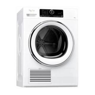 Whirlpool dryer 10 kg 1400 rpm white color DSCX10122
