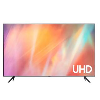 """SAMSUNG 55"""" LED ULTRA HD 4K SMART WIRELESS BUILT-IN RECEIVER 55AU7000 New 2021 Mode"""