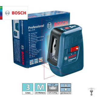 Bosch GLL 3X Professional Line Laser leveling tool