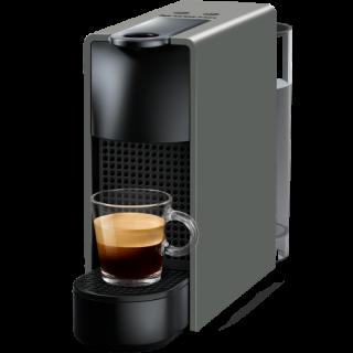 Nespresso - Espresso & Coffee Maker Essenza Mini-s-gray
