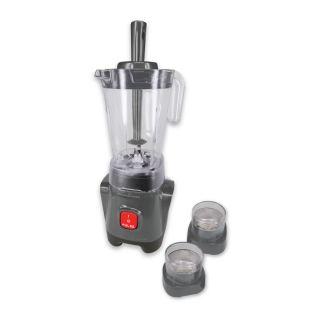 Moulinex Blender With 2 Mills: 1.5 Liter: 400 Watt: black - LM2429EG