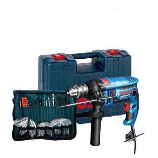 Bosch GSB 16 RE Impact Drill Professional+100 pcs accessories wrap set
