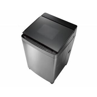 TOSHIBA Washing Machine Top Automatic 17 Kg With SDD Inverter Motor In Stainless Steel Color AEW-DG1600SUP(SS)