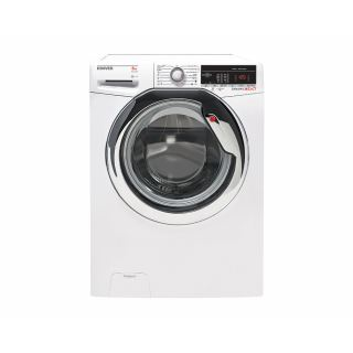 HOOVER Washing Machine 8 Kg Fully Automatic in White color DXOA38AC3-ELA