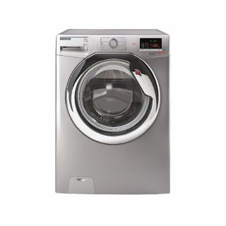 HOOVER Washing Machine Fully Automatic 7 Kg In Silver Color DXOC17C3R-ELA