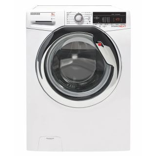 HOOVER Washing Machine 8 Kg Fully Automatic in White color DXOA38AC3-EGY