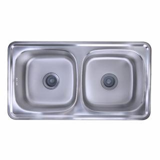 Purity Kitchen Sink ISD870 87*48