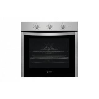 Indesit - Electric oven with fan IFW 5530 IX
