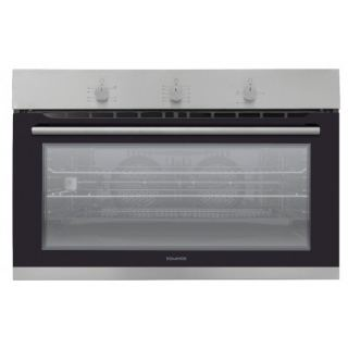 Dominox Gas oven 90 cm Stainless with gas grill &2 distributing fan FMXO 93 M GG XS/NF FEN