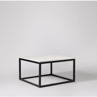 center table made of steel with electrostatic paint MU-002