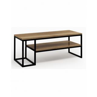 center table made of steel with electrostatic paint MU-005