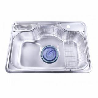 Purity  Kitchen Sink NDJIS750P 75*48 CM