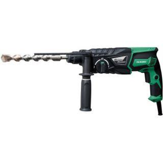 HiKOKI DH26PC Rotary Hammer, 830 watt - 26 mm