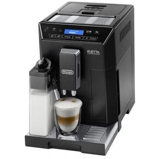 De'Longhi Eletta Cappuccino Top Automatic Coffee Machine - Black, ECAM 44.660.B