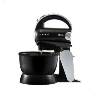 Mienta HM13529A Stand Mixer, 300 Watt - Black