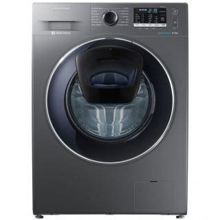 Samsung WW80K5410UX1AS Front Loading Washing Machine, 8 kg - Silver