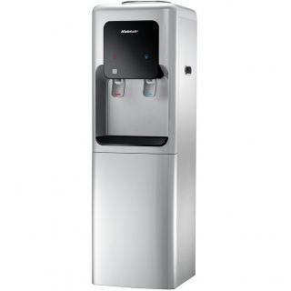 Koldair BF2.1 - Water Dispenser With Refrigerator - 2 Taps - Silver