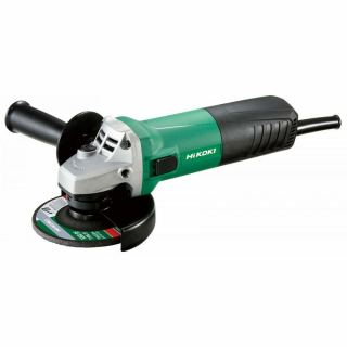 HiKOKI G12SR4 Grinder, 730 watt - 4.5 Inch