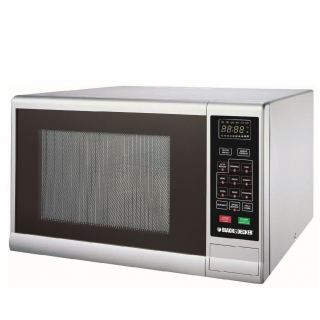 Black & Decker-30 Liter Microwave Oven With Grill MZ3000PG