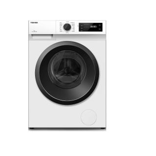 Toshiba washing machine automatic tw-j90s2e (Wk) 8 kg  WHITE